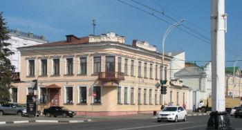 Старинные постройки города Тамбова (XVII–XVIII веков)