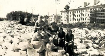 Как строился Тамбов в сер. 50-х - нач. 60-х гг.