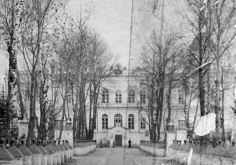 Архиерейский дом в Казанском мужском монастыре в Тамбове