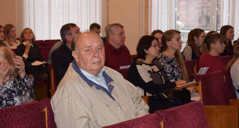 Представители ТГТУ выступили на конференции, которая прошла 11 ноября в главном корпусе вуза.