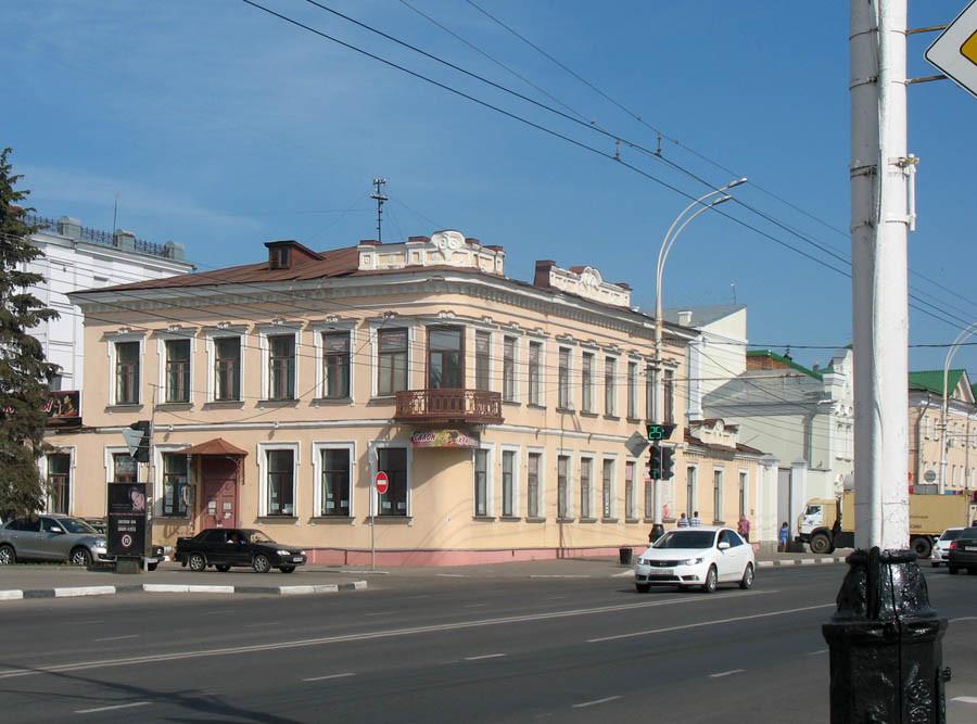Дом купца А. Толмачёва